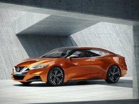 Ver foto 15 de Nissan Sport Sedan Concept 2014