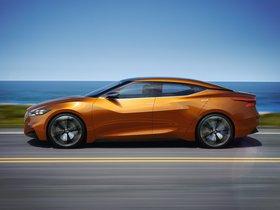 Ver foto 14 de Nissan Sport Sedan Concept 2014