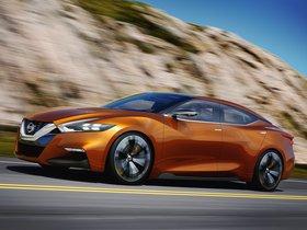 Ver foto 13 de Nissan Sport Sedan Concept 2014