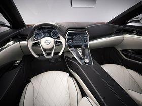 Ver foto 29 de Nissan Sport Sedan Concept 2014