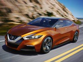 Ver foto 11 de Nissan Sport Sedan Concept 2014
