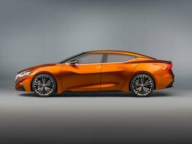 Ver foto 10 de Nissan Sport Sedan Concept 2014