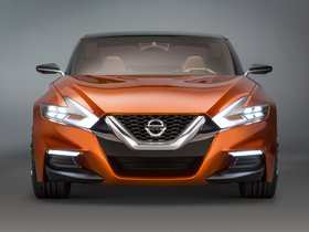 Ver foto 9 de Nissan Sport Sedan Concept 2014