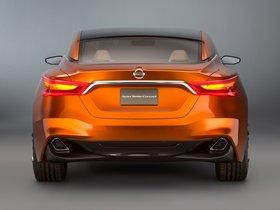 Ver foto 8 de Nissan Sport Sedan Concept 2014