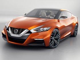 Ver foto 6 de Nissan Sport Sedan Concept 2014