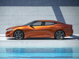 Ver foto 5 de Nissan Sport Sedan Concept 2014