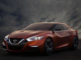 Ver foto 4 de Nissan Sport Sedan Concept 2014