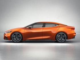 Ver foto 3 de Nissan Sport Sedan Concept 2014