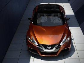 Ver foto 2 de Nissan Sport Sedan Concept 2014