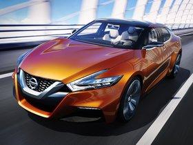 Ver foto 1 de Nissan Sport Sedan Concept 2014