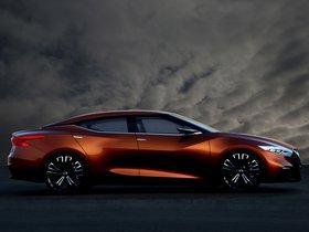 Ver foto 25 de Nissan Sport Sedan Concept 2014