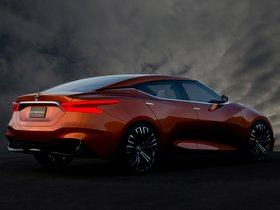 Ver foto 24 de Nissan Sport Sedan Concept 2014