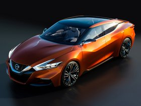 Ver foto 23 de Nissan Sport Sedan Concept 2014