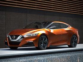 Ver foto 22 de Nissan Sport Sedan Concept 2014