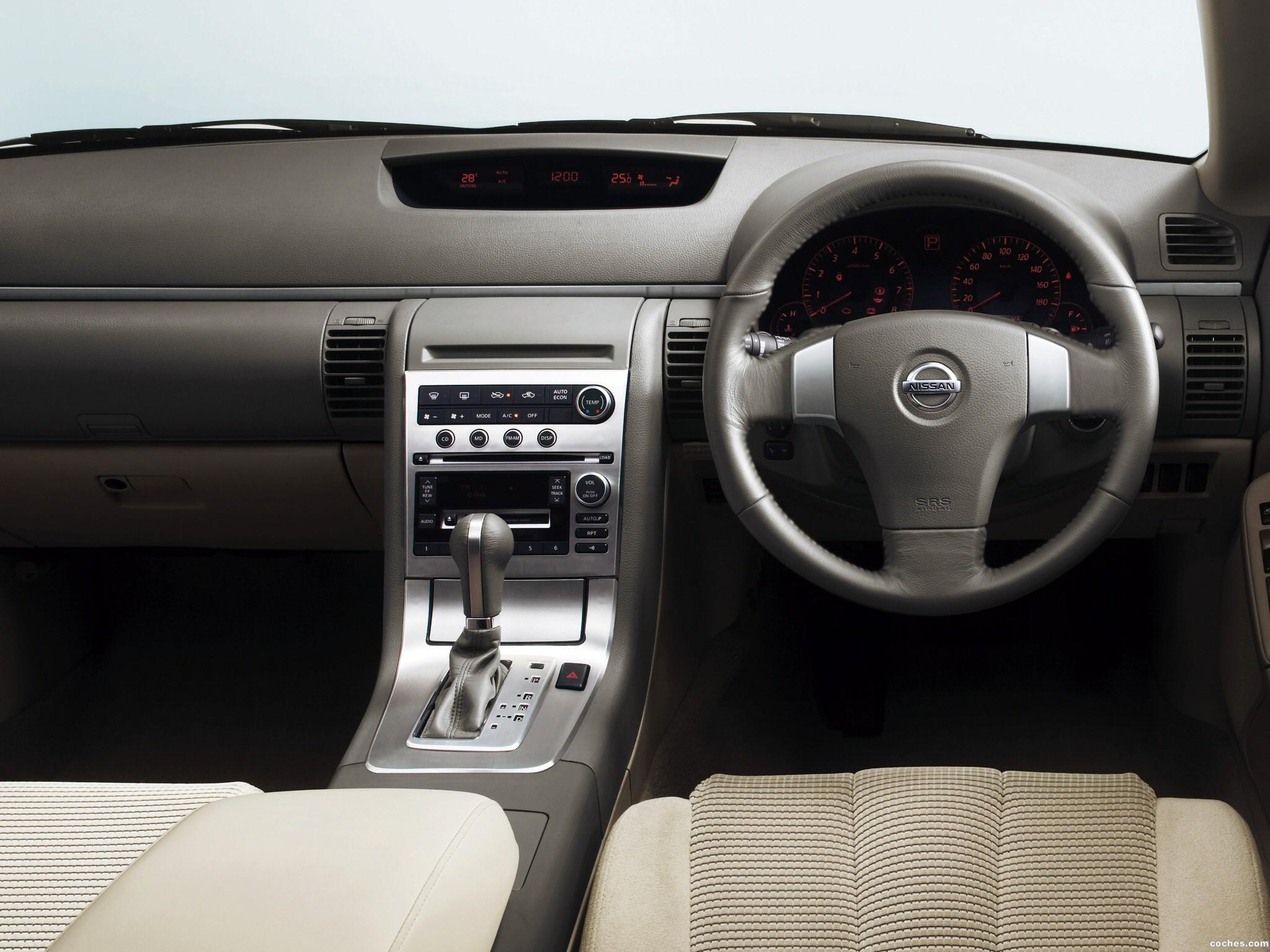 Foto 5 de Nissan Stagea 2001