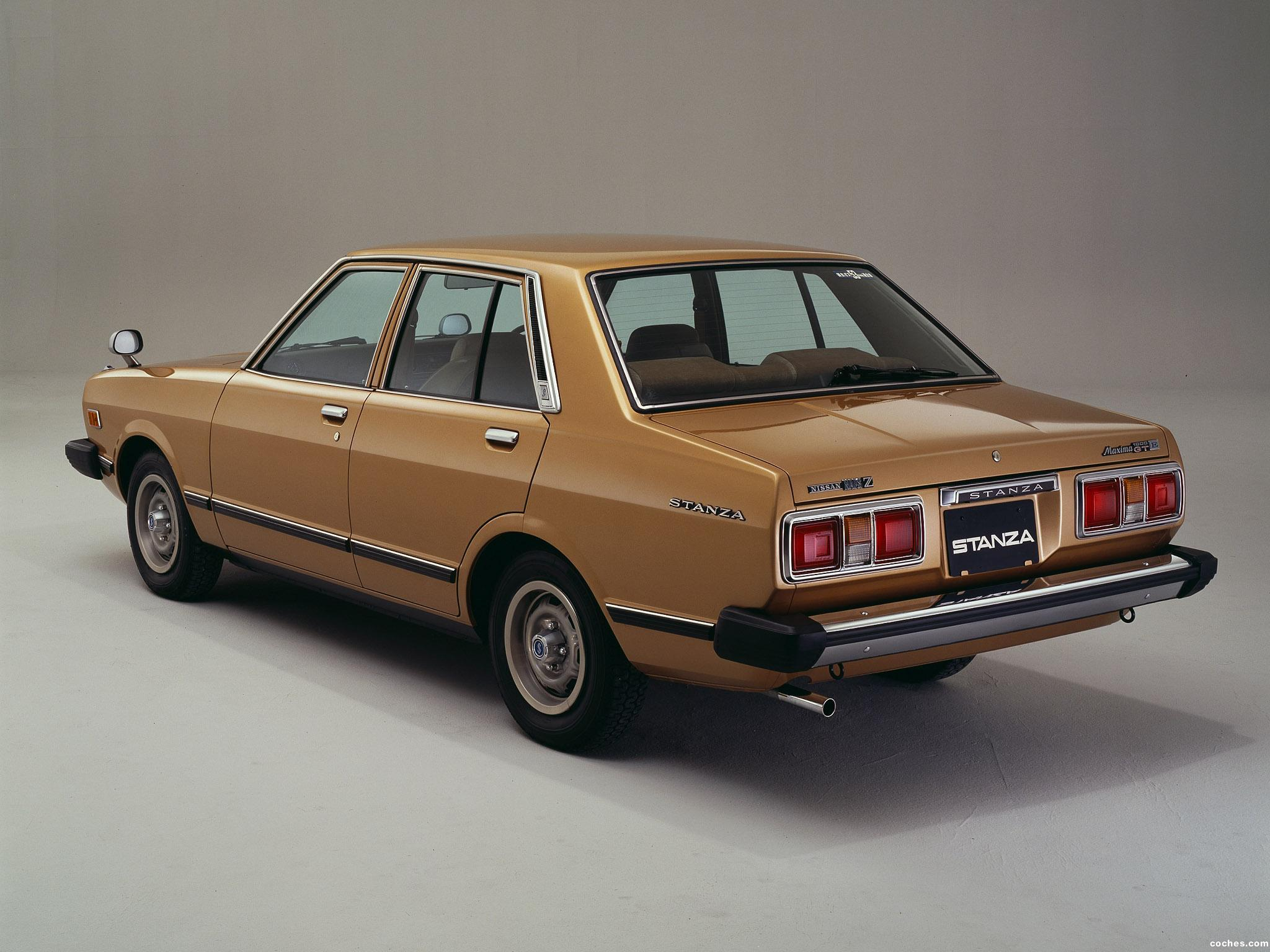 Foto 1 de Nissan Stanza Maxima GT T10  1978