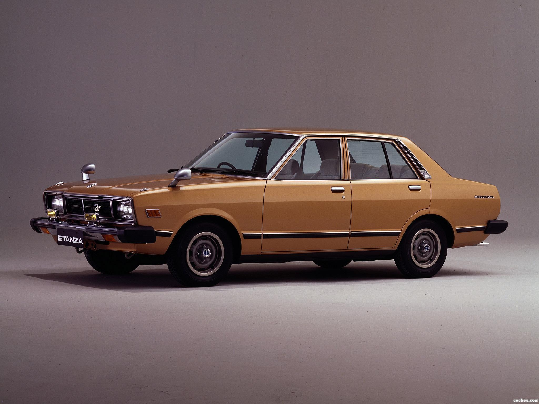 Foto 0 de Nissan Stanza Maxima GT T10  1978