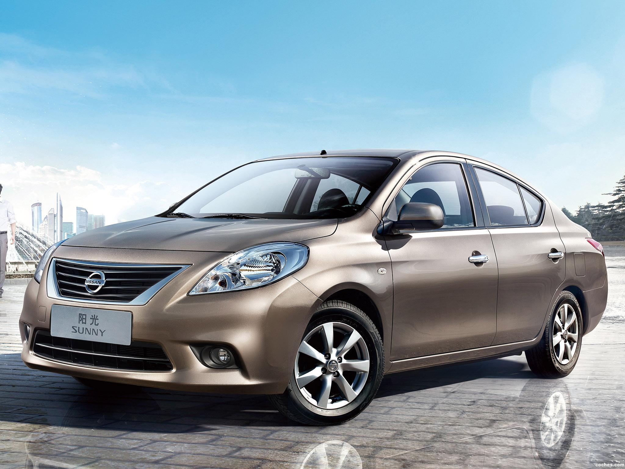 Foto 0 de Nissan Sunny 2011