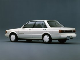 Ver foto 2 de Nissan Sunny B12 1987