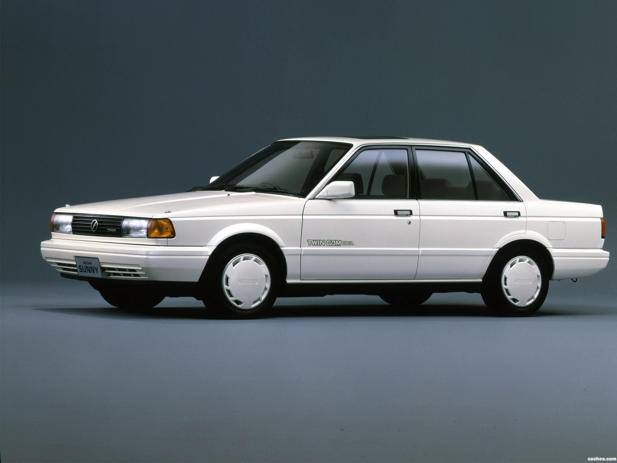 Foto 0 de Nissan Sunny B12 1987