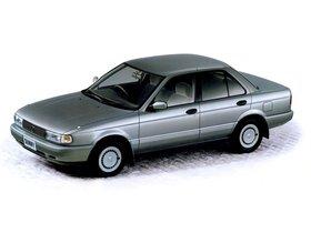 Ver foto 1 de Nissan Sunny B13 1990