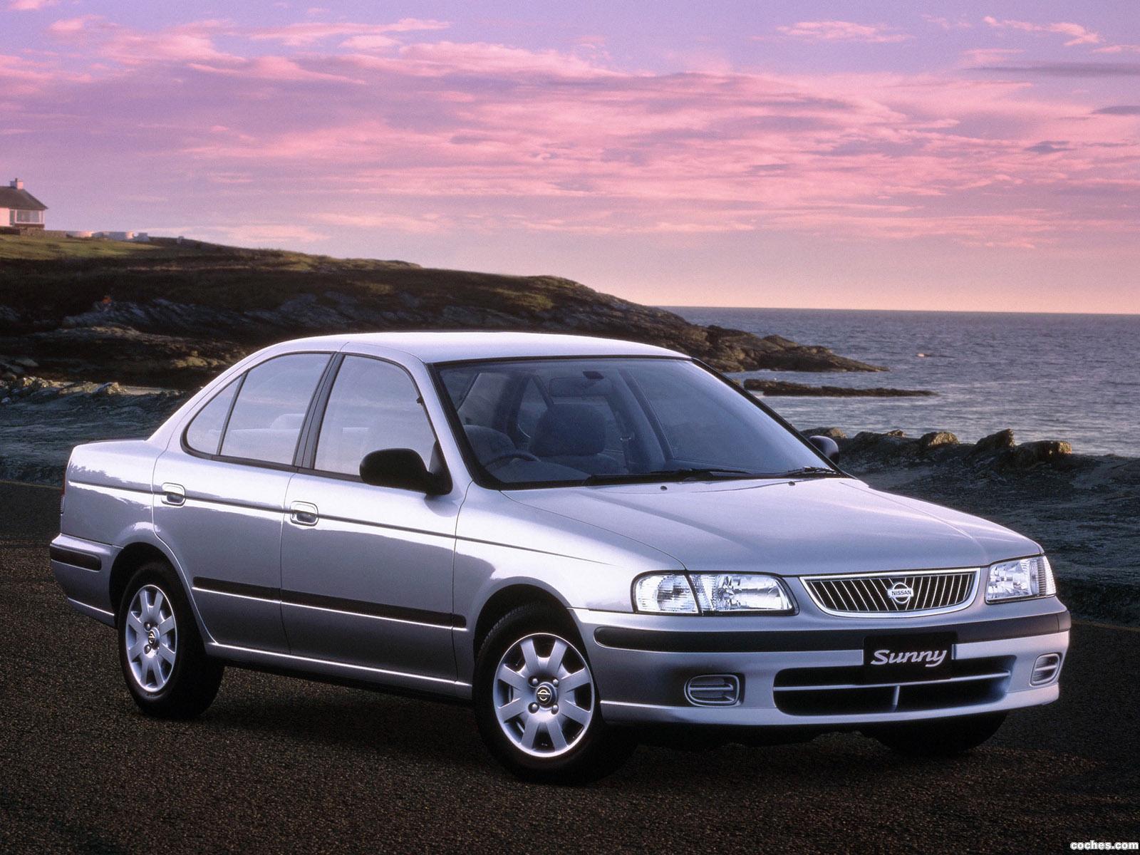Foto 0 de Nissan Sunny B15 1998