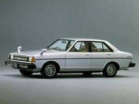 Ver foto 1 de Nissan Sunny B310 1979