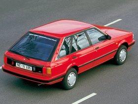 Ver foto 2 de Nissan Sunny California 1.6 SLX 4x4 B12 Europe 1985