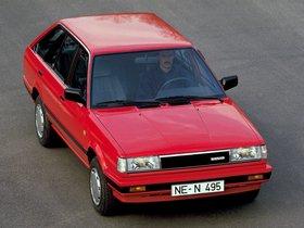 Ver foto 1 de Nissan Sunny California 1.6 SLX 4x4 B12 Europe 1985