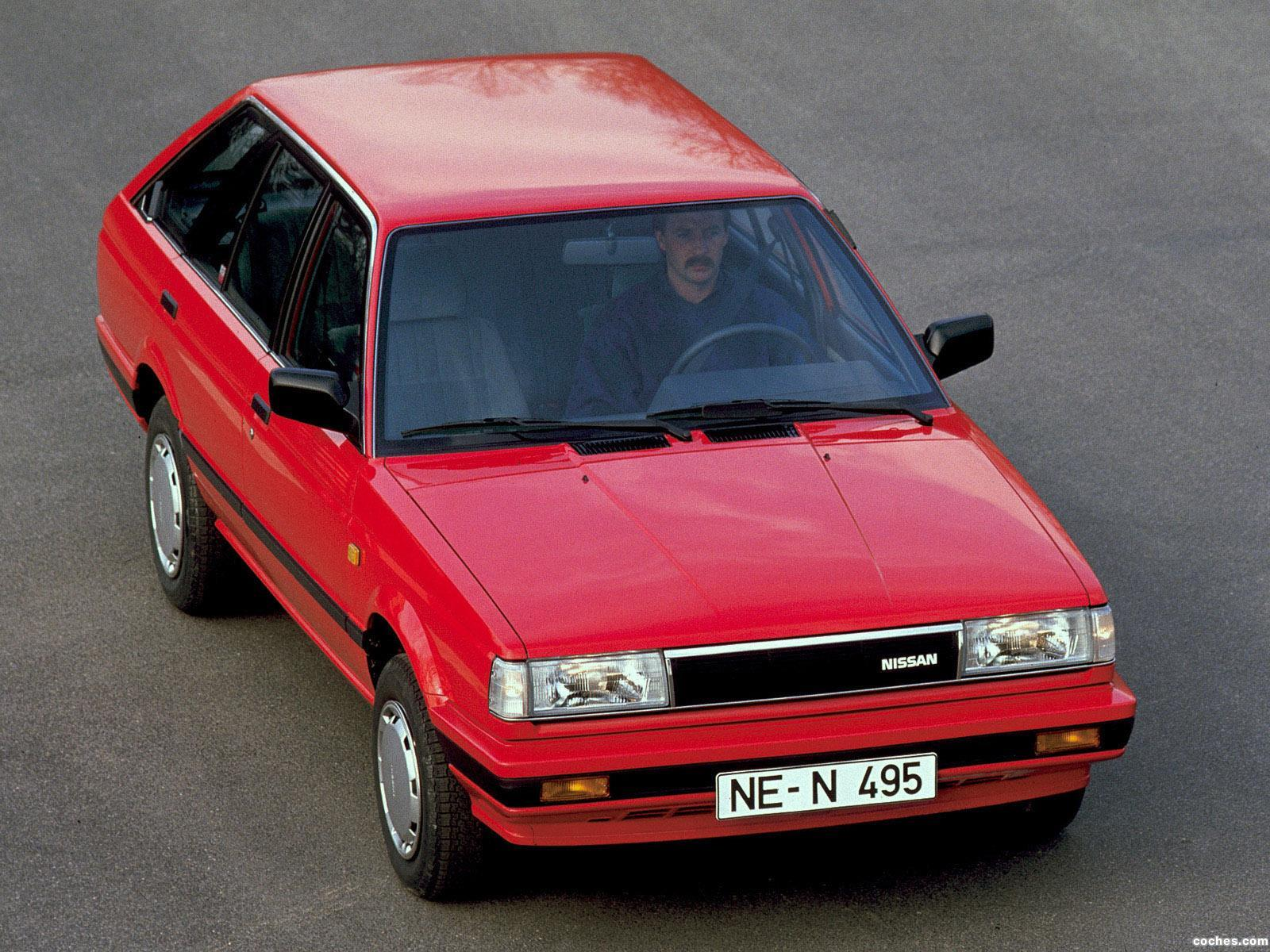 Foto 0 de Nissan Sunny California 1.6 SLX 4x4 B12 Europe 1985