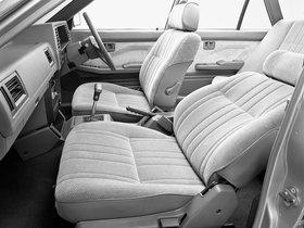Ver foto 3 de Nissan Sunny California 4WD B12 1986