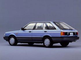 Ver foto 2 de Nissan Sunny California 4WD B12 1986