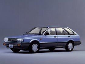 Ver foto 1 de Nissan Sunny California 4WD B12 1986