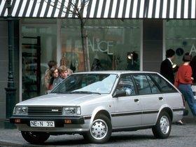 Ver foto 3 de Nissan Sunny California B11 Europe 1981