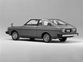 Ver foto 2 de Nissan Sunny Coupe SGX B310 1979