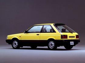 Ver foto 2 de Nissan Sunny Hatchback 305 Re B12 1985