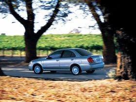 Ver foto 5 de Nissan Sunny N16 2003