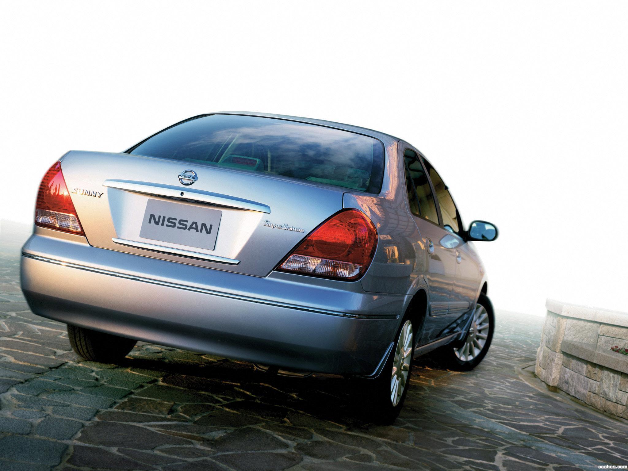Foto 1 de Nissan Sunny N16 2003