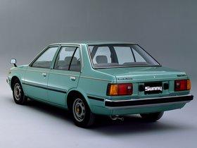Ver foto 2 de Nissan Sunny Sedan 1.7 GLD B11 1981