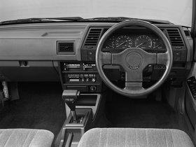 Ver foto 3 de Nissan Sunny Sedan B12 1985