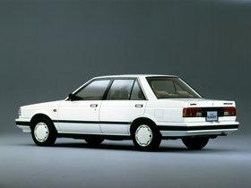 Ver foto 2 de Nissan Sunny SuperSaloon B12 1985
