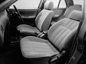 Ver foto 3 de Nissan Sunny SuperSaloon B13 1992