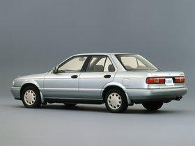 Ver foto 2 de Nissan Sunny SuperSaloon B13 1992