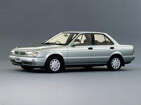 Ver foto 1 de Nissan Sunny SuperSaloon B13 1992