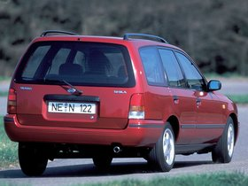 Ver foto 2 de Nissan Sunny Traveller Y10 1990