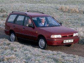 Ver foto 1 de Nissan Sunny Traveller Y10 1990