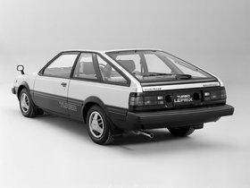 Ver foto 2 de Nissan Sunny Turbo Leprix Coupe B11 1983