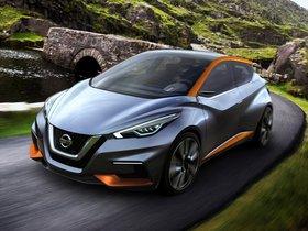 Ver foto 14 de Nissan Sway Concept 2015