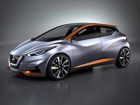 Ver foto 13 de Nissan Sway Concept 2015