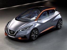 Ver foto 12 de Nissan Sway Concept 2015